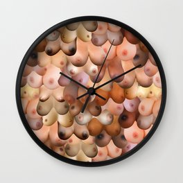 Titzilla Wall Clock