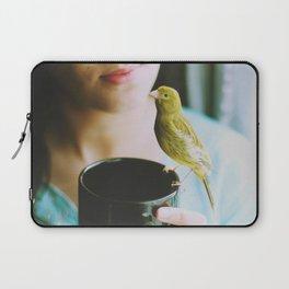 Bird whisperer  Laptop Sleeve