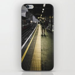 Street Photography iPhone Skin