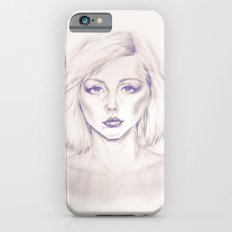 Debbie Harry from Andy Warhol famous picture iPhone 6s Slim Case