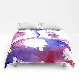 hannah too Comforters