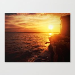 Adventuring take two Canvas Print