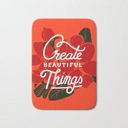 Create Beautiful Things Bath Mat