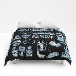 Novel Pictures - Storm Front  Comforters