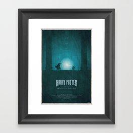 The Order of the Phoenix Framed Art Print