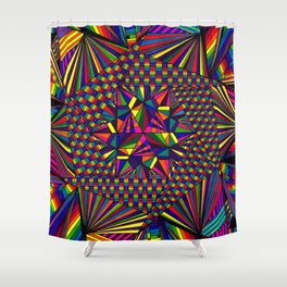 #254 Shower Curtain