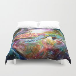 Free flight Duvet Cover