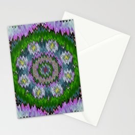 summer bloom in floral spring time Stationery Cards