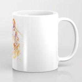Cougar Head Coffee Mug
