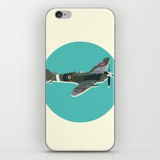 A Brief History of Aviation iPhone & iPod Skin