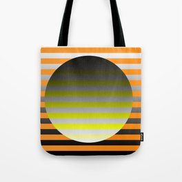 Spin Around In Circles Tote Bag