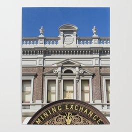 Mining Exchange Poster