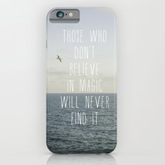 Those who don't believe... iPhone 6s Slim Case