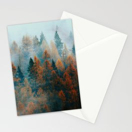 Holomontas Autumn Stationery Cards