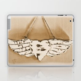 Love Gives You Wings Laptop & iPad Skin