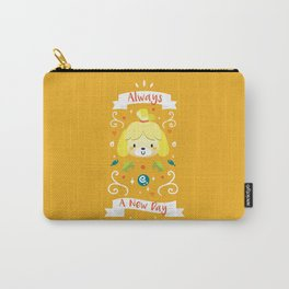 Animal Crossing: Isabelle Carry-All Pouch