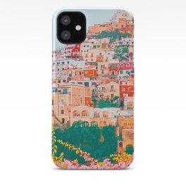 Positano, beauty of Italy iPhone Case