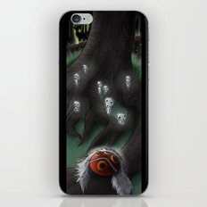 Spirit of the Forest iPhone & iPod Skin
