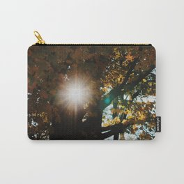 Fall Sun Carry-All Pouch
