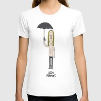 iggy T-shirts featuring Iggy Poppins by Levedad