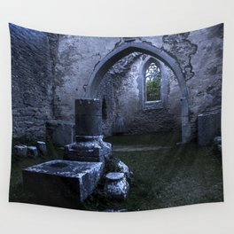 What lies in ruin Wall Tapestry
