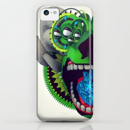 Artificial Mythology iPhone Case