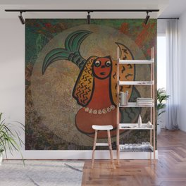 Mythical Mermaid / Icon Wall Mural