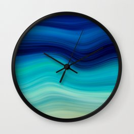 SEA BEAUTY 2 Wall Clock