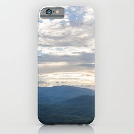 North Georgia Mountains 9 iPhone Case