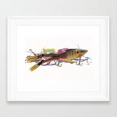 Darwin's Ark I Framed Art Print