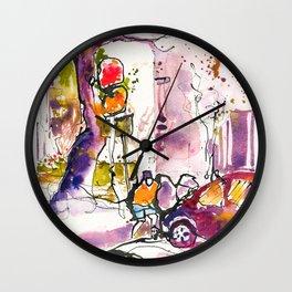20170311C Philip Street USKSG Wall Clock