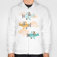 These birds want to fly Hoody