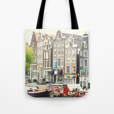 After The Rain - Amsterdam Tote Bag