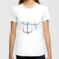 sam smith T-shirts featuring Sam Little Sailor by Annette Jimerson