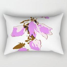 Crzy Harebell Rectangular Pillow