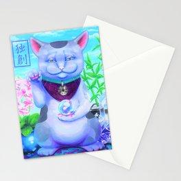 Creativity Cat Stationery Cards