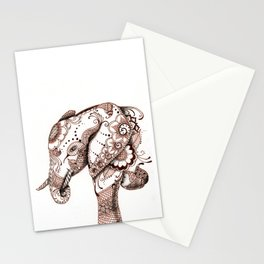 Elephant Stationery Cards