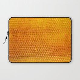 honeycomb pattern Laptop Sleeve