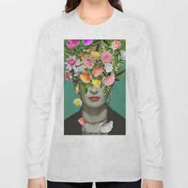 Frida Floral Long Sleeve T-shirt