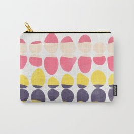 Painted Pebbles 3 Carry-All Pouch