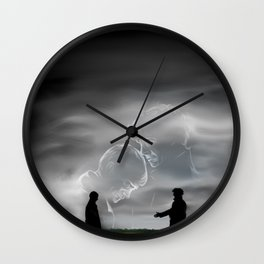 To the very best of times Wall Clock