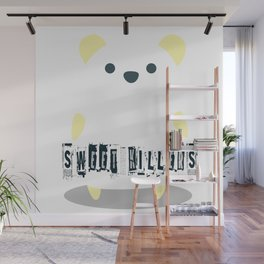 Sweet Killers Wall Mural