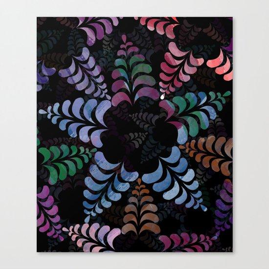 pattern 8 Canvas Print
