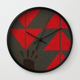 Indigenous Peoples in United States Wall Clock
