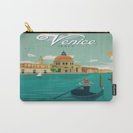 Vintage poster - Venice Carry-All Pouch