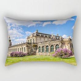 Zwinger in Dresden Rectangular Pillow