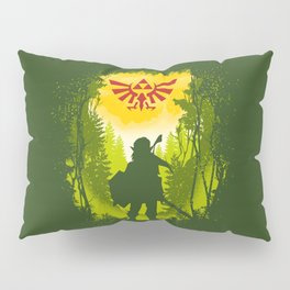 Let the Journey Begin Pillow Sham