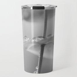 the art of peace (black and white) Travel Mug
