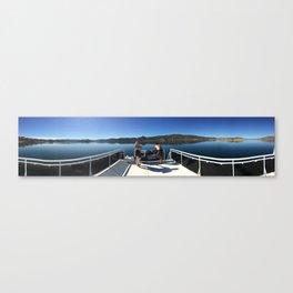 LAKE BEER~Y~ESSA Canvas Print