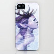 Deer Princess Slim Case iPhone (5, 5s)